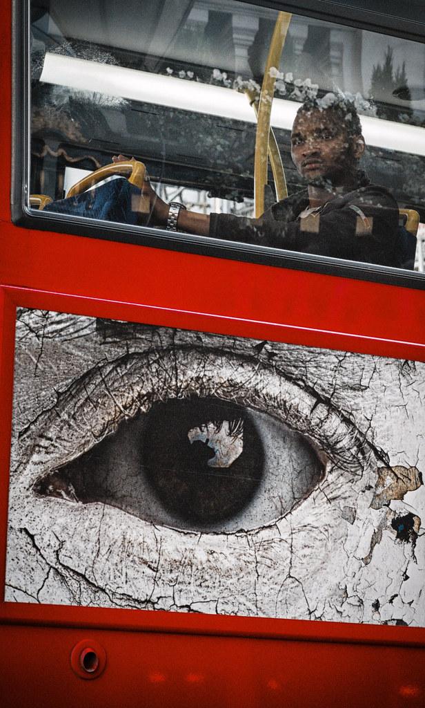 Eye, Tottenham Court Road, London, 26 May 2013