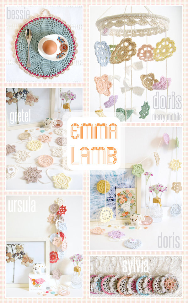 Re-stocking my shop shelves with lots of pretty ladies! | Emma Lamb