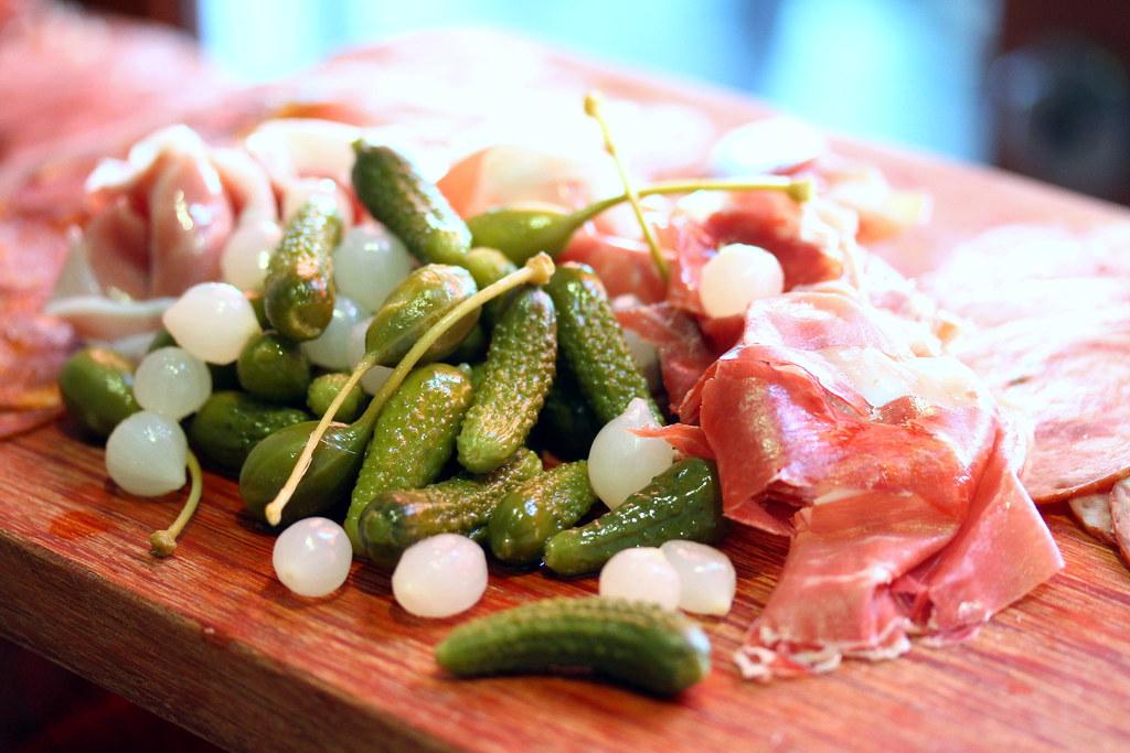 The Knolls: Eggplant Mediterranean Salad