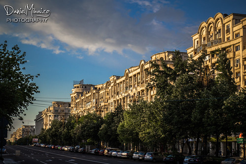 Old blocks, Bucharest, 2013 by Daniel Mihai