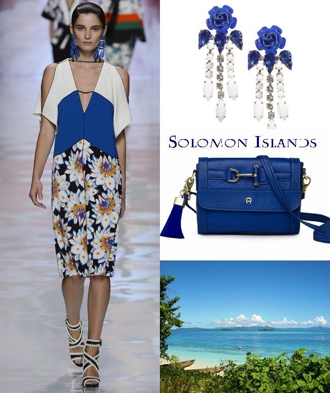 7 solomon islands