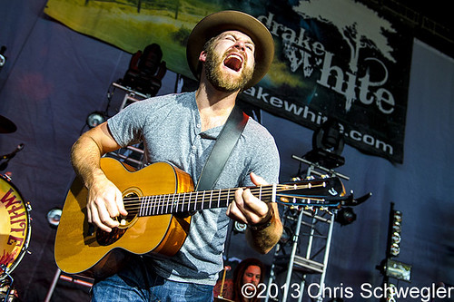 Drake White - 06-16-13 - Hammer Down Tour, DTE Energy Music Theatre, Clarkston, MI