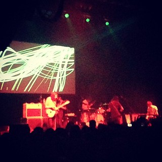 Tame Impala at The National, RVA.
