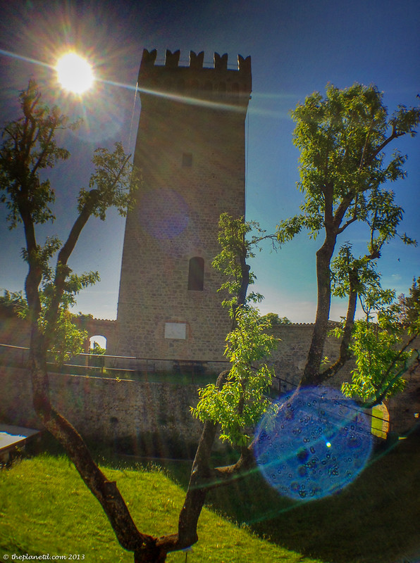 Montese Tower Italy