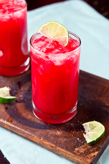 Red Plum Margarita