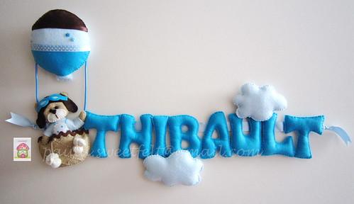 ♥♥♥ Thibault... by sweetfelt \ ideias em feltro