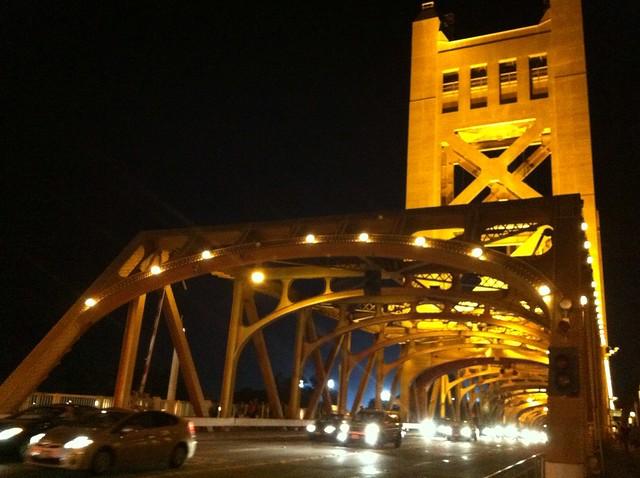 Old Town Sacramento California bridge!!!!