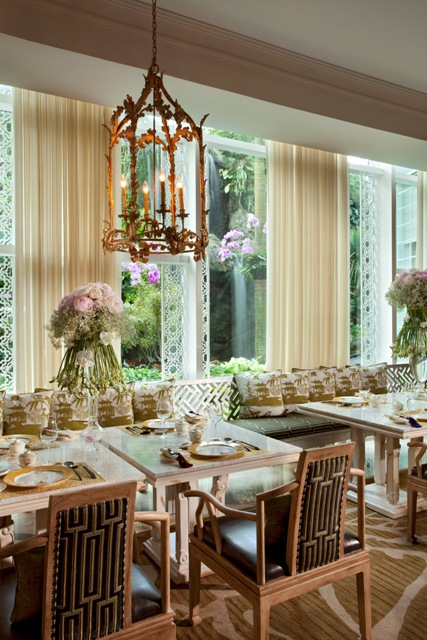 Hotel Mulia Senayan_Table8 - Garden View 1