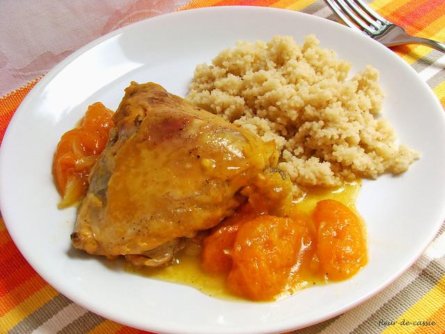 курица с абрикосами 1