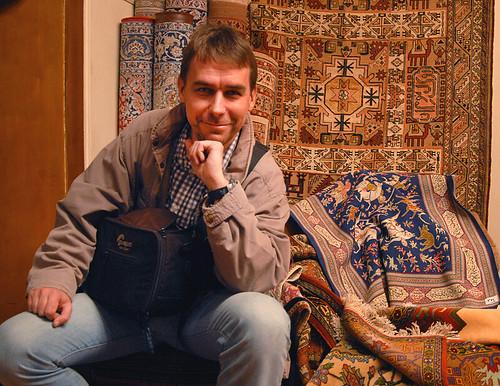 Břetislav Tureček: V Íránu nedávejte najevo, že jste drsňák ze Západu