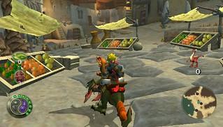The Jak & Daxter Trilogy (PS Vita) - Screenshot 3