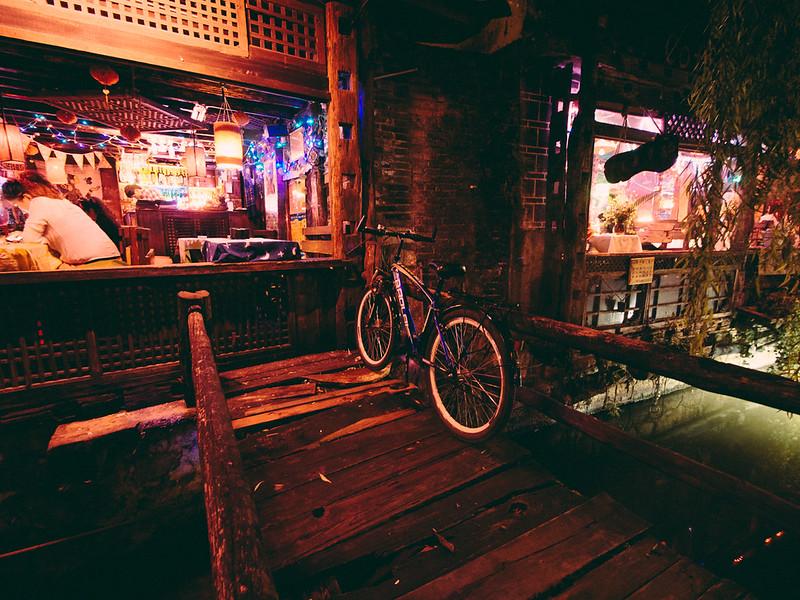一起吧。Together 【外地遊記】<br>當單車在夜裡的麗江古城時... 【外地遊記】當單車在夜裡的麗江古城時… 9343875420 b16d533b35 c