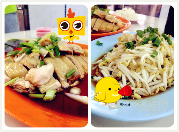 Restoran Onn Kee: Famous Braised Chicken with Bean Sprouts in Ipoh