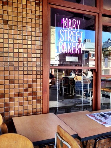 Mary Street Bakery
