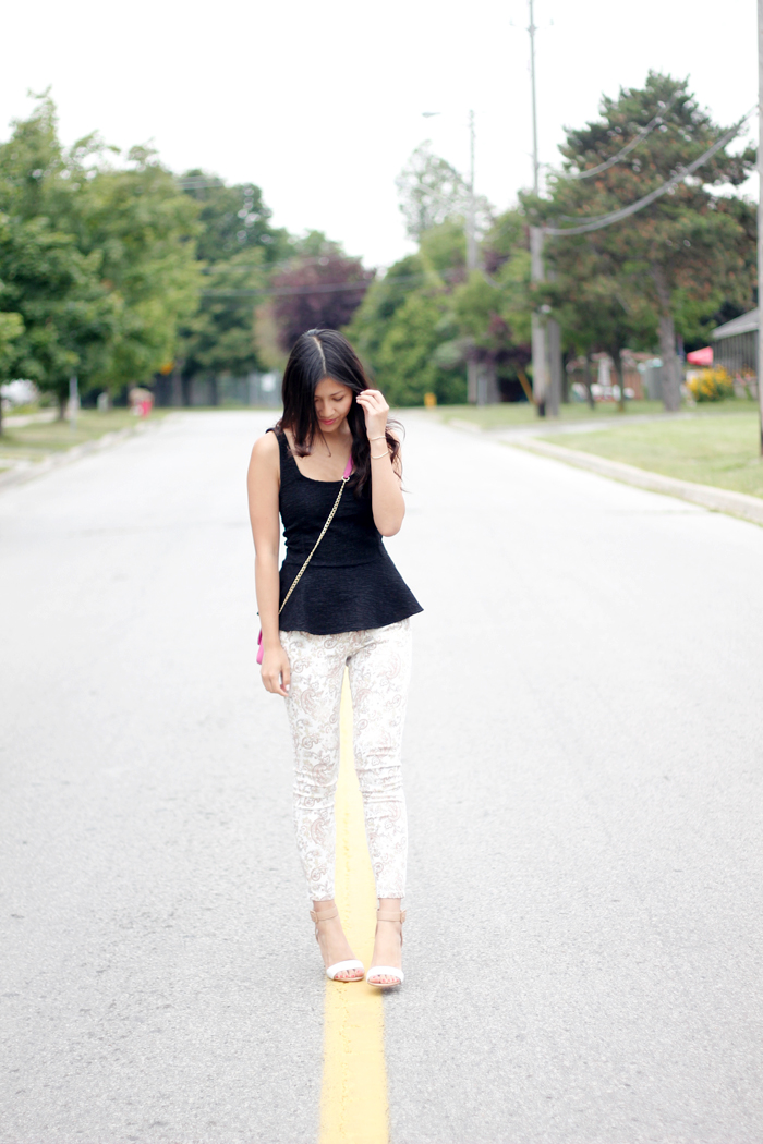 Weekend Peplum (5)