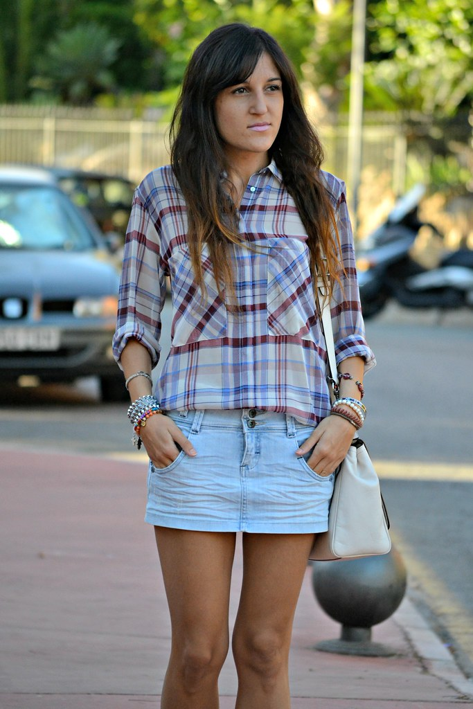 plaid shirts converse obsession 1