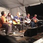 Song swap with Vance Gilbert, Susan Werner, Ellis Paul, and Mary Gauthier