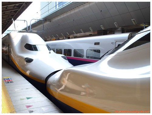 Touhoku Shinkansen #01
