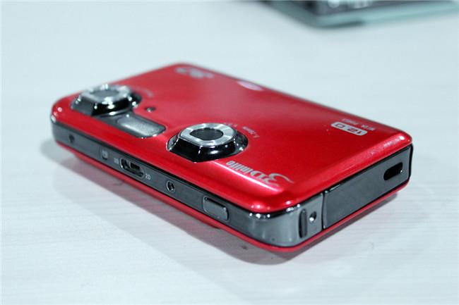 Portable HD 720P 3D camcorder 3D Video Camera Dual Lens Dual sensor HDMI 5MP camera Phenix SDC821