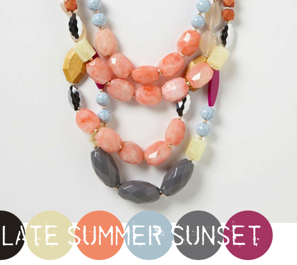Figli Layer Necklace from Anthropologie | Emma Lamb