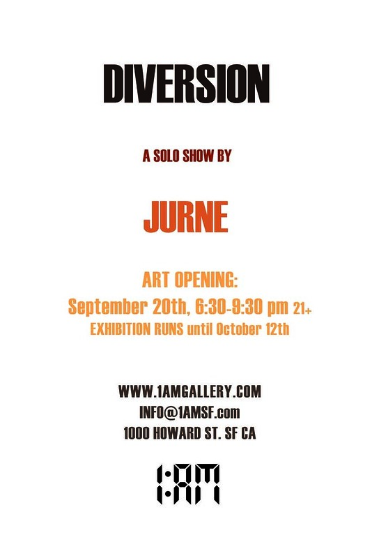 DIVERSION Flyer