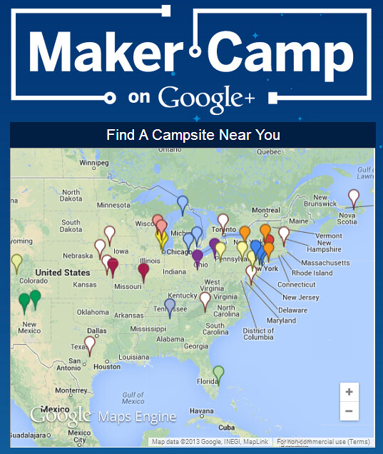 MakerCampLocations