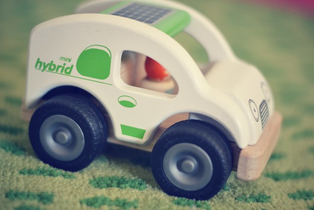 Wonderworld Eco Car