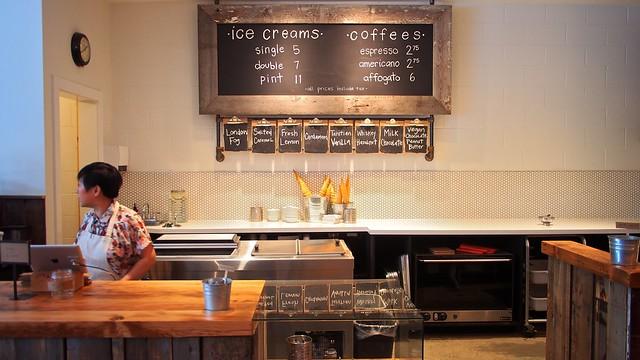 Earnest Ice Cream | Fraser Street, East Vancouver
