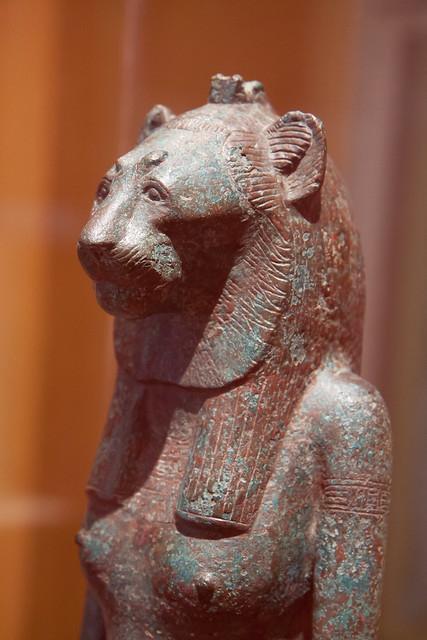 Divine Felines, Brooklyn Museum