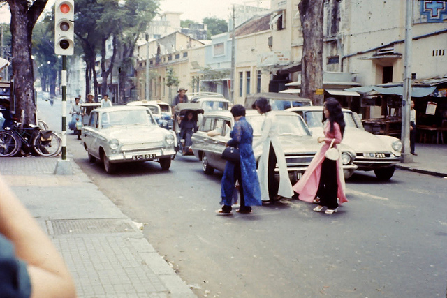 Saigon 1966 - Đường Công Lý