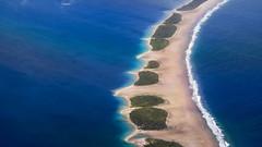 archipelago, atoll, sea, bay, island, wind wave, aerial photography, coast,