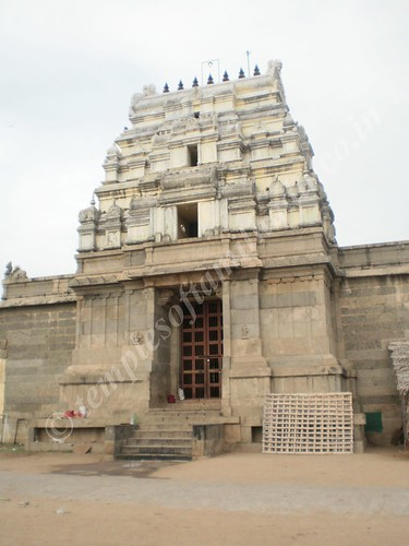 Vasishteshwarar Temple, Thenkudi Thittai, Guru Parihara Sthalam