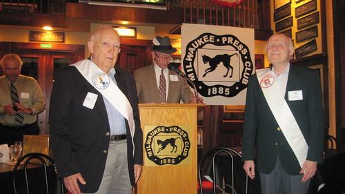 Annual Meeting & Knighting of Bob Wills & Former US Senator Herb Kohl on Sept. 19, 2013.