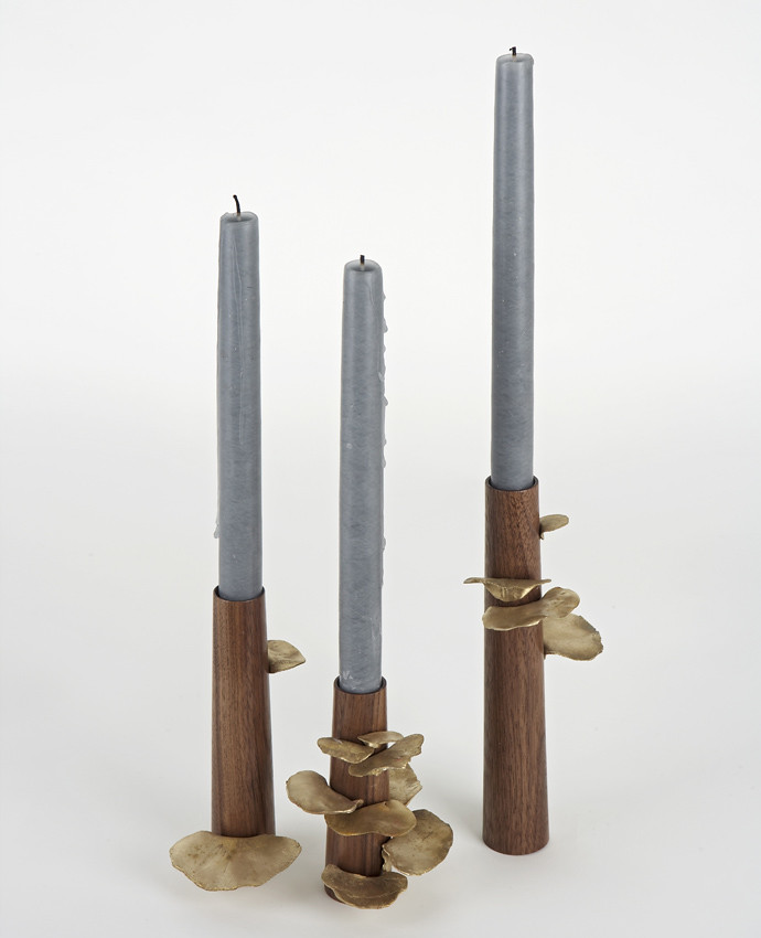 The Shady Side Candlesticks