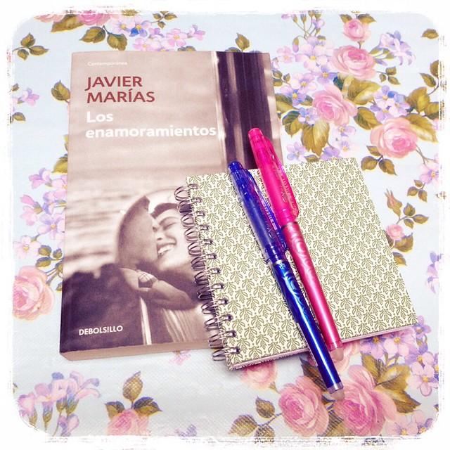 Los enamoramientos Javier Marías