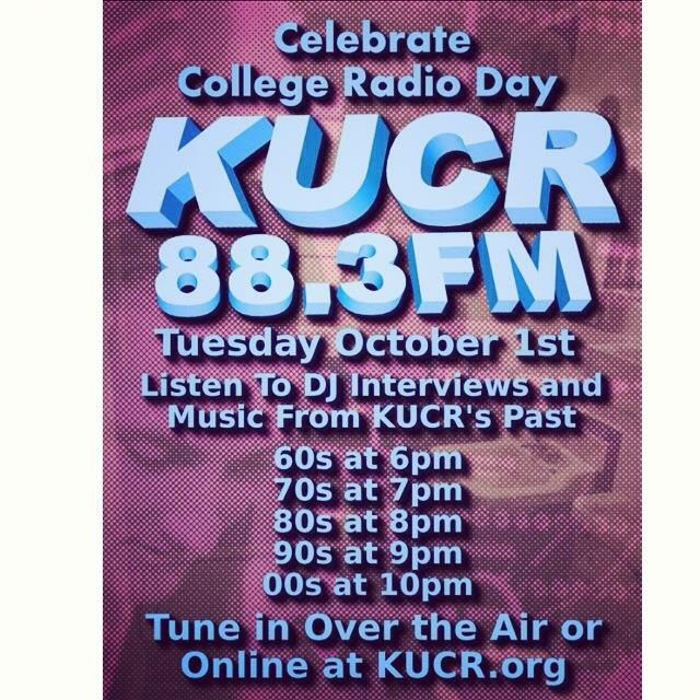 College Radio Day 2013!