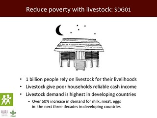 Reduce poverty with livestock