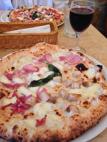 鎌倉Pizzeria GGでランチ
