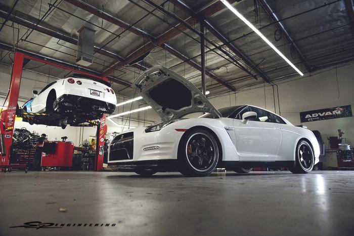 Peru's SPE950R – 2014 Nissan GT-R Track Edition