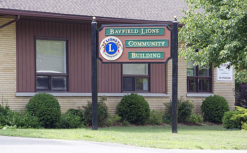 Lions Building, Bayfield