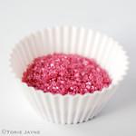Red Shimmer sugar