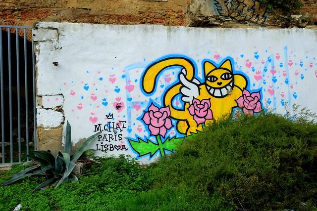 graffiti | mychat | lisbon