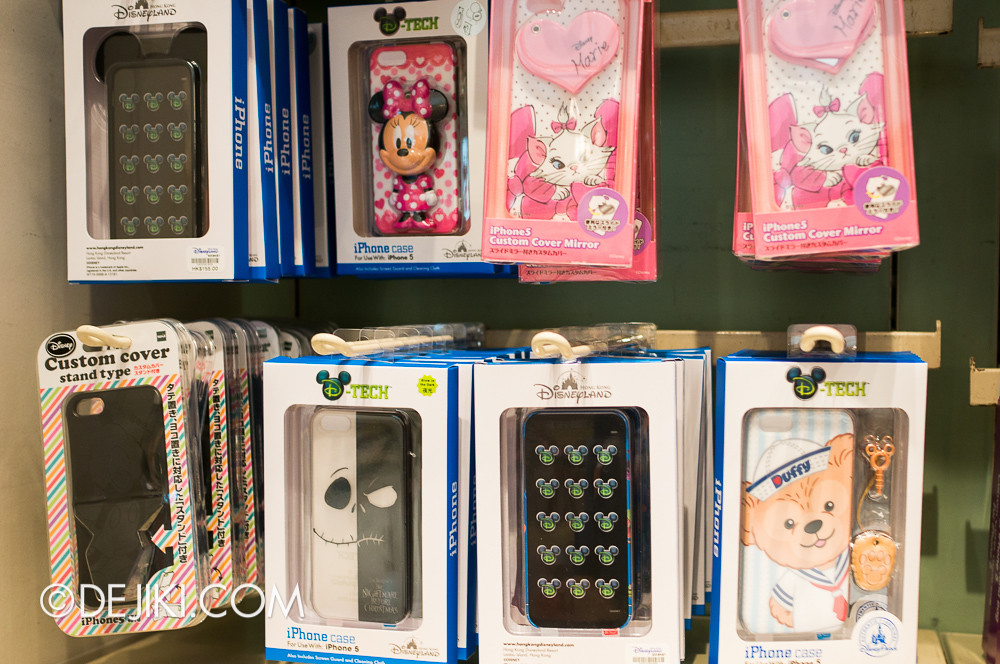 HKDL - D-Tech iPhone cases