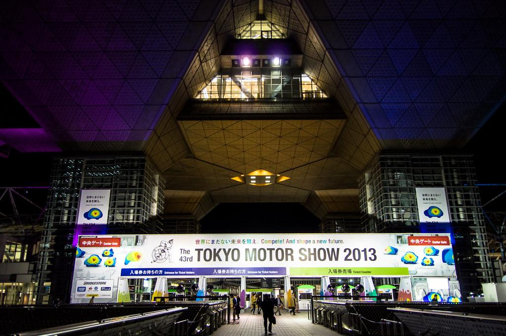 Tokyo MotorShow 2013  11/21