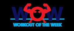 Planet Granite Workout of the Week Logo