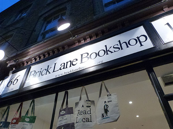 bricklane bookshop