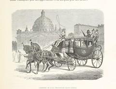 """British Library digitised image from page 317 of """"Rome. Description et souvenirs ... Ouvrage contenant 346 gravures sur bois ... et un plan de Rome"""""""