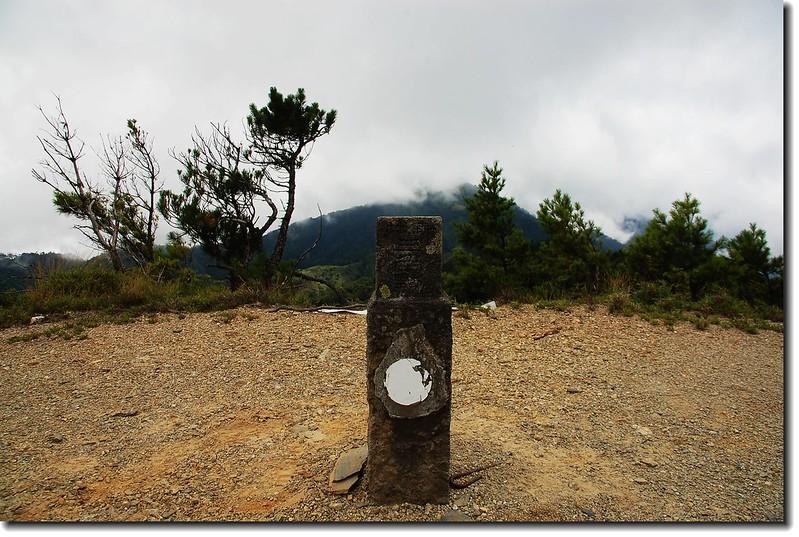 六順山森林三角點(Elev. 2999 m) 1