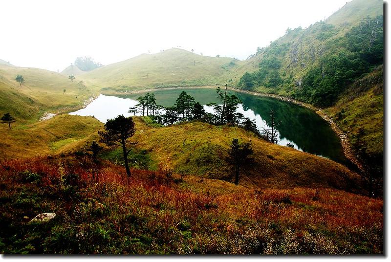 七彩湖 7