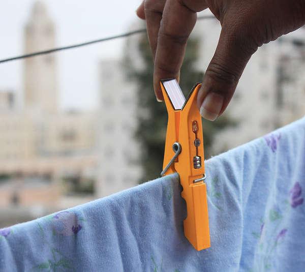 pinzas para colgar ropa